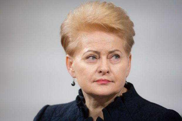 Prezydent Litwy komentuje wątek rafinerii Możejki w aferzy taśmowej