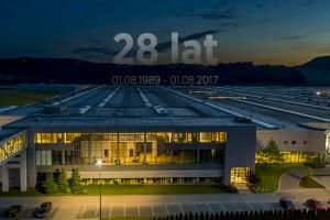 Firma Wiśniowski zainwestuje co najmniej 140 mln zł w rozbudowę małopolskiej fabryki