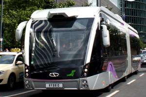 Hybrydowe autobusy na fali - rośnie produkcja napędów BAE Systems