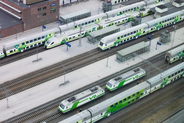 Finlandia kończy z monopolem państwa na kolei