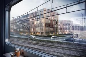 W centrum Krakowa powstaje nowoczesny biurowiec. Chce przyciągnąć setki start-upów
