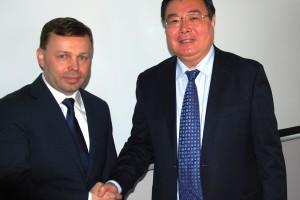 Duże szanse zwiększenia usług polskich na Nowym Jedwabnym Szlaku