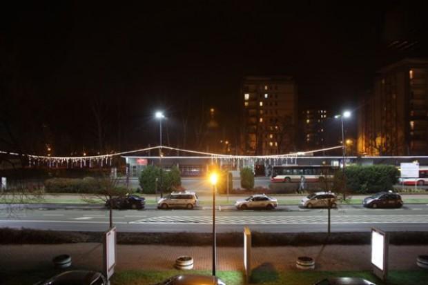 Sosnowiec realizuje największy w Polsce projekt wymiany oświetlenia ulicznego