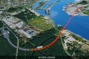 Do 7 września czas na oferty na budowę tunelu, który połączy wyspy Uznam i Wolin