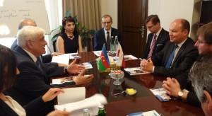 Wiceszef MSZ w Azerbejdżanie: Polska wraca do aktywnej polityki w regionie