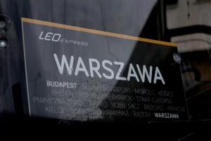 Nowa linia autobusowa z Polski do Budapesztu