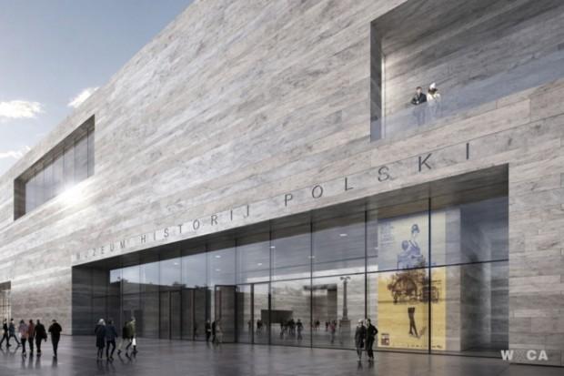 Kto wybuduje Muzeum Historii Polski? Wkrótce przetarg na inwestycję za ponad pół miliarda zł