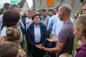 Premier zaapelowała o niepodwyższanie cen materiałów budowlanych