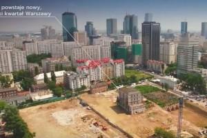 Tak powstaje nowy, miejski kwartał Warszawy. Zamieszka tu ok. 3 tys. ludzi