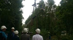 Enea Operator: w wielu miejscowościach sieć energetyczną trzeba zbudować od nowa