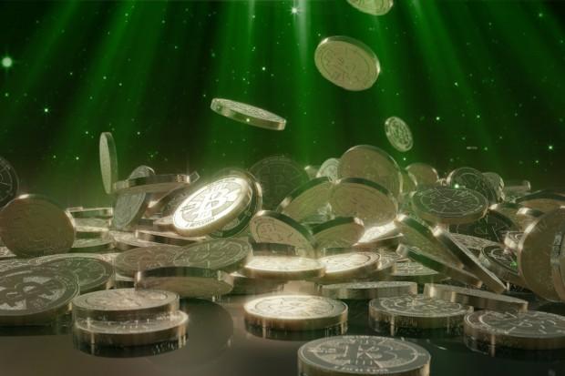 Bitcoin znów drożeje o ponad 1 tys. dol. po gigantycznym spadku