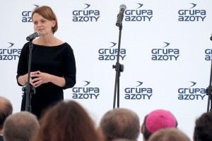 Jadwiga Emilewicz, wiceminister w MinisterstwieRozwoju.
