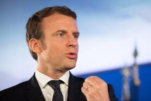 Macron: przegrywamy walkę z globalnym ociepleniem