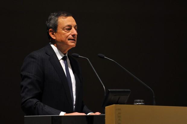 Otwartość kluczowa dla globalnej gospodarki - Draghi, EBC.