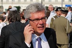 Marszałek Senatu o umowie z Gazpromem: nie działano w polskim interesie
