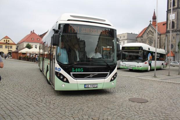 Hybrydowe Volvo dla Świerklańca