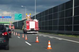 Utrudnienia na autostradzie A4 między Mysłowicami a Katowicami