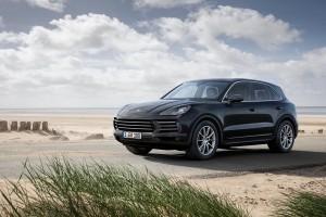 Porsche wprowadza trzecią generację Cayenne