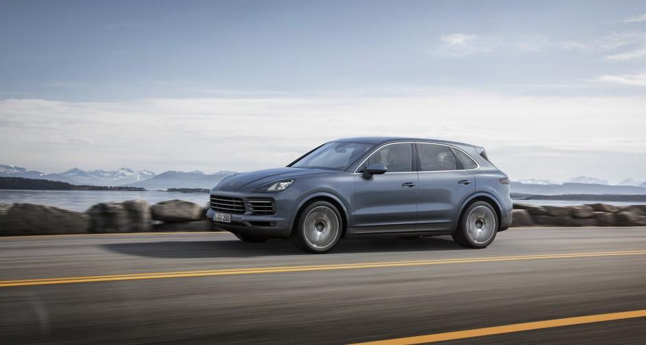 Zdjęcie numer 3 - galeria: Porsche wprowadza trzecią generację Cayenne