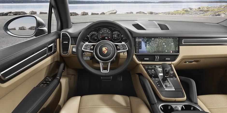 Zdjęcie numer 5 - galeria: Porsche wprowadza trzecią generację Cayenne