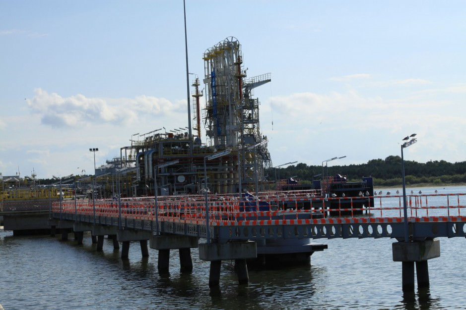 Zdjęcie numer 3 - galeria: Gazoport LNG w Świnoujściu. Czego nie zobaczą turyści?
