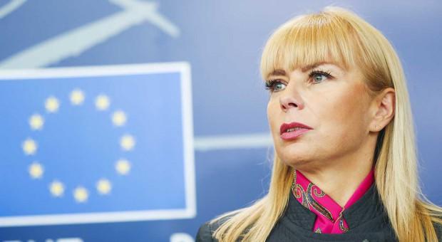 Elżbieta Bieńkowska: Obrona będzie najważniejsza. Obywatele UE oczekują, że będzie ona ich chronić