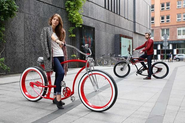 Niezwykłe rowery z Polski podbiją świat?