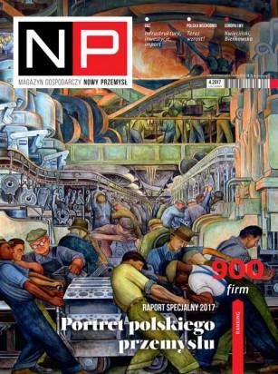 Magazyn Gospodarczy Nowy Przemysł 4/2017
