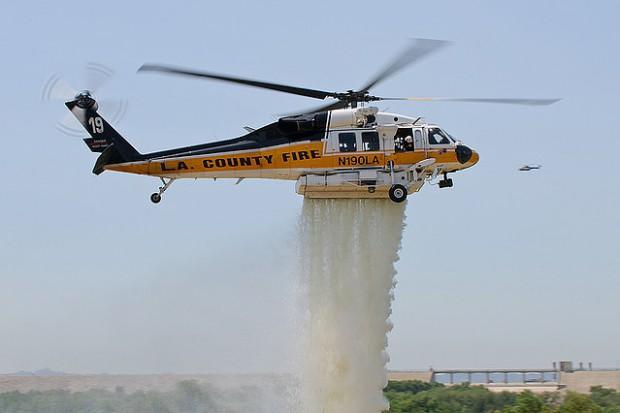 Los Angeles zamawia śmigłowce strażackie w PZL Mielec