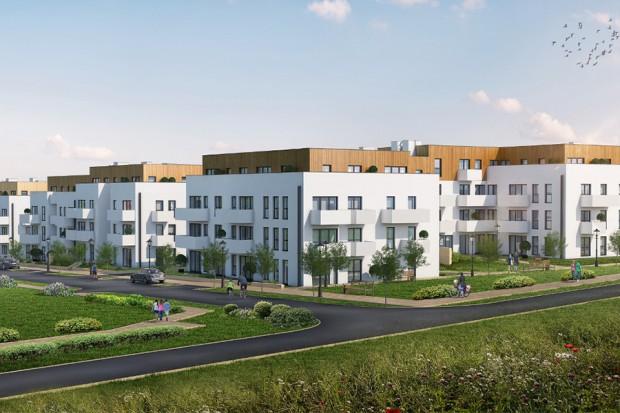 Powstanie tysiąc mieszkań w pionierskim projekcie