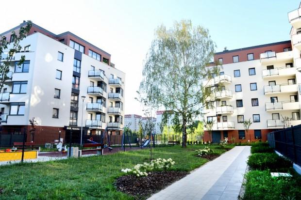Flagowa inwestycja TDJ w Katowicach rośnie nadal