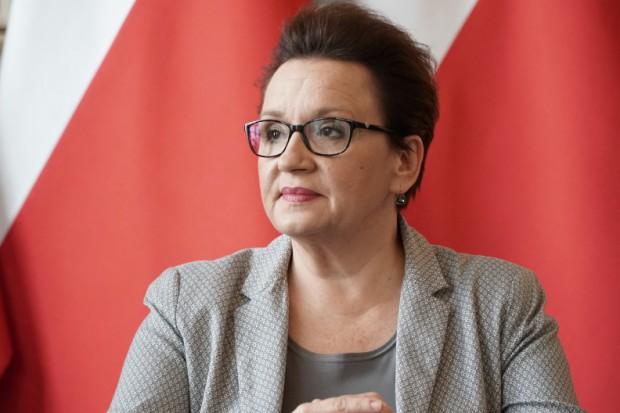 Anna Zalewska chce zajmować się energią odnawialną w europarlamencie