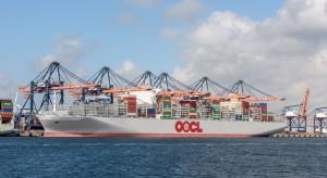 Statek zabierze ładunek o długości porównywalnej do trasy z Gdańska do Torunia