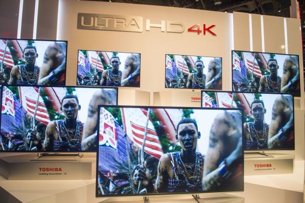 Toshiba sprzedaje Hisense oddział ekranów i telewizorów