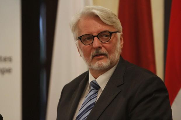 Waszczykowski: celem Polski jest zakończenie importu gazu z Rosji w 2022 r.