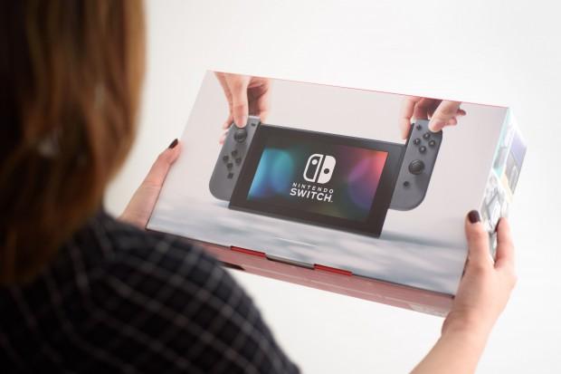 Konsola Nintendo Switch święci triumfy w Japonii