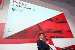 Morawiecki: cała Polska będzie strefą inwestycyjną