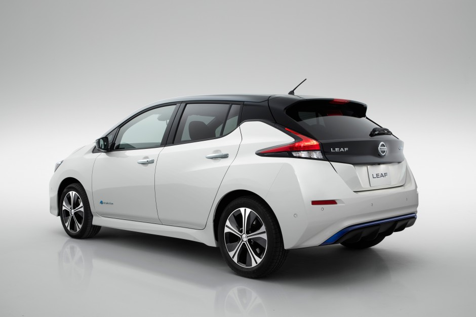 Zdjęcie numer 5 - galeria: Nissan Leaf już oficjalnie w nowej odsłonie [FOTO]