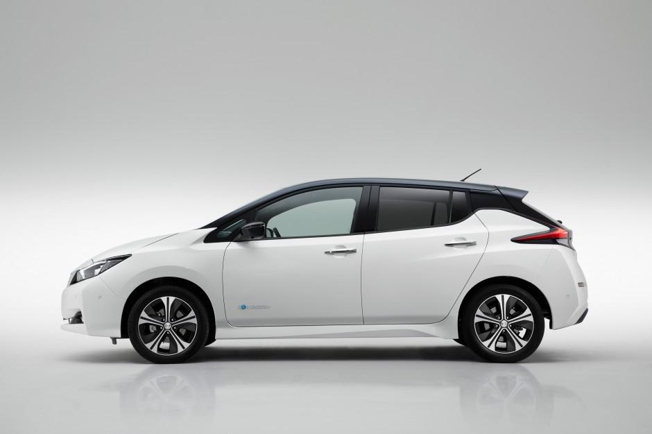 Zdjęcie numer 6 - galeria: Nissan Leaf już oficjalnie w nowej odsłonie [FOTO]