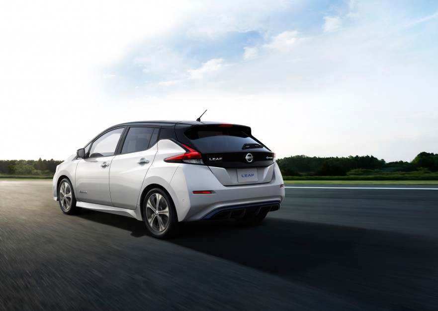 Zdjęcie numer 7 - galeria: Nissan Leaf już oficjalnie w nowej odsłonie [FOTO]