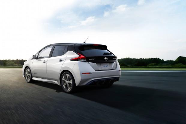 Nissan Leaf już oficjalnie w nowej odsłonie [FOTO]