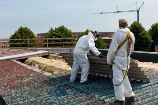 Państwo pomoże usunąć azbest ofiarom nawałnic