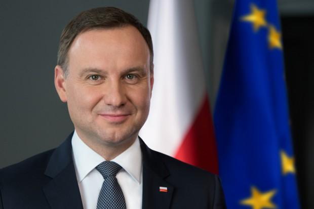 Prezydent Andrzej Duda Górnikom na Barbórkę: Praca w kopalniach to więcej niż zawód