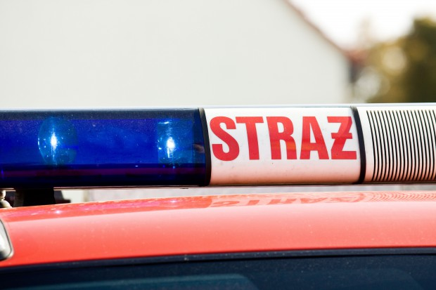 Wichury nad Polską przyczyną tysięcy interwencji straży pożarnej