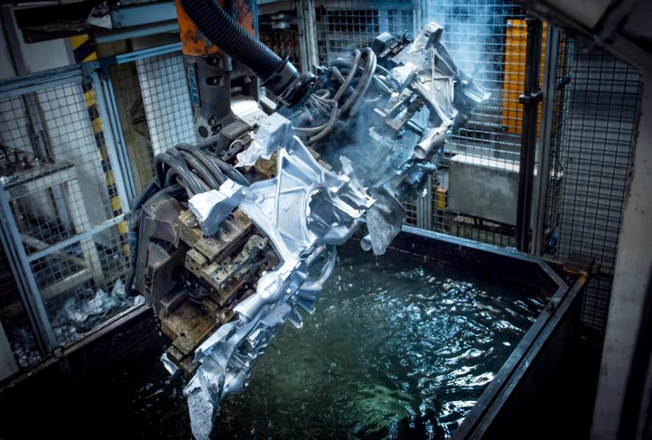 Zdjęcie numer 4 - galeria: Odlewnia VW w Poznaniu wchodzi w produkcję dla elektrycznych aut