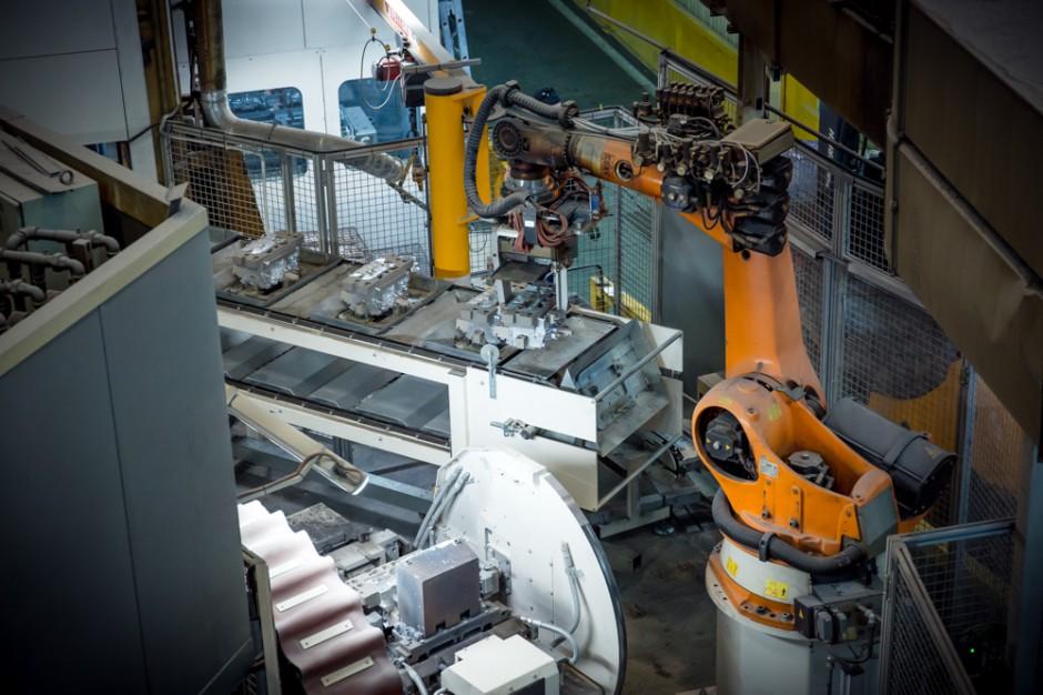 Zdjęcie numer 5 - galeria: Odlewnia VW w Poznaniu wchodzi w produkcję dla elektrycznych aut