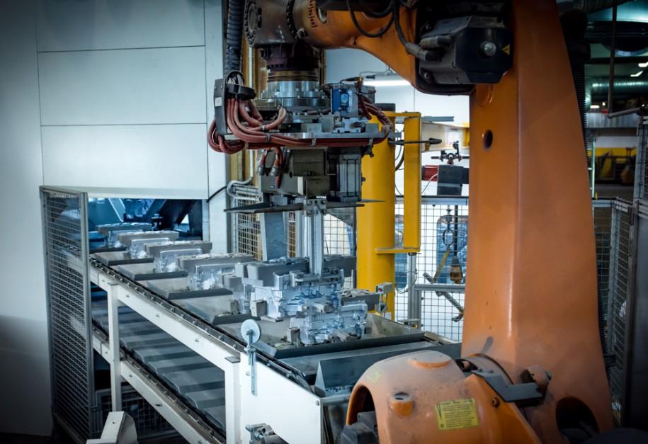 Zdjęcie numer 6 - galeria: Odlewnia VW w Poznaniu wchodzi w produkcję dla elektrycznych aut