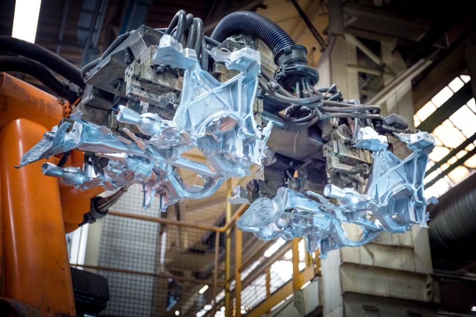 Zdjęcie numer 7 - galeria: Odlewnia VW w Poznaniu wchodzi w produkcję dla elektrycznych aut