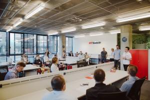 Krakowski Park Technologiczny szuka młodych firm przemysłowych