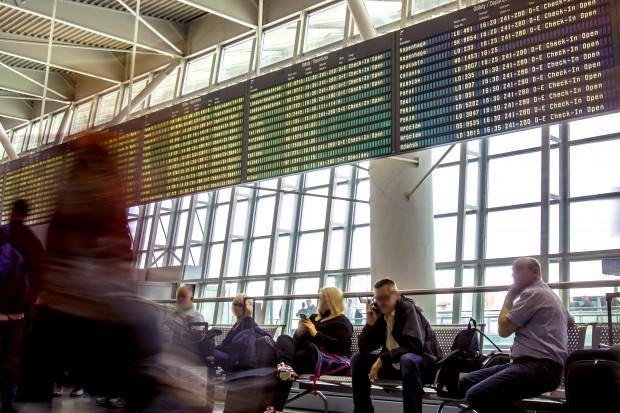 Lotnisko Chopina pobiło rekord. I to bardzo mocno